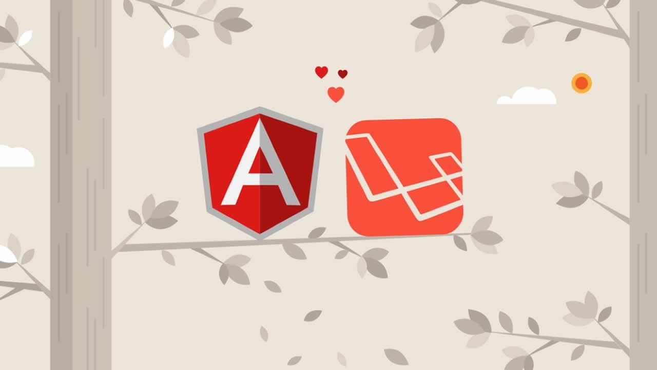 Build a Basic CRUD App with Laravel and Angular