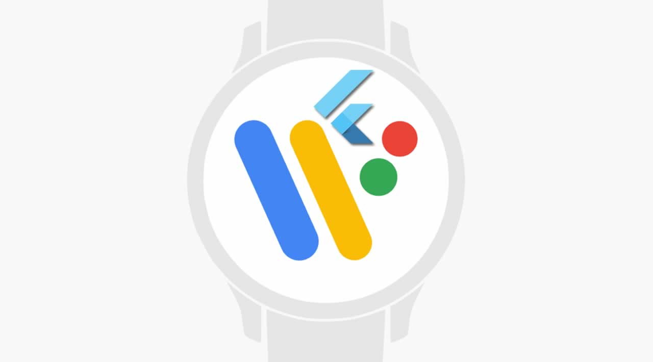 Create a Wear OS app using Flutter