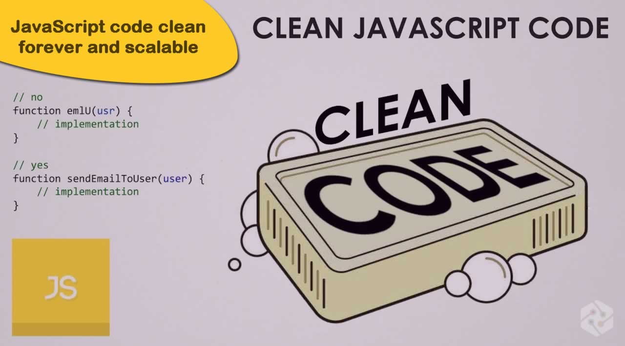 Keeping your JavaScript code clean forever and scalable