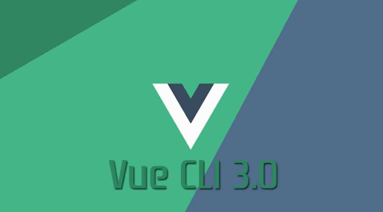 New features in Vue CLI 3.0