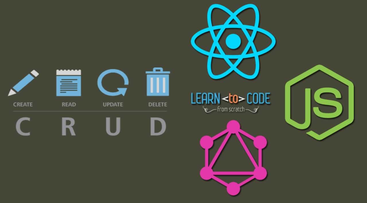 Make CRUD simple with Nodejs, GraphQL, and React