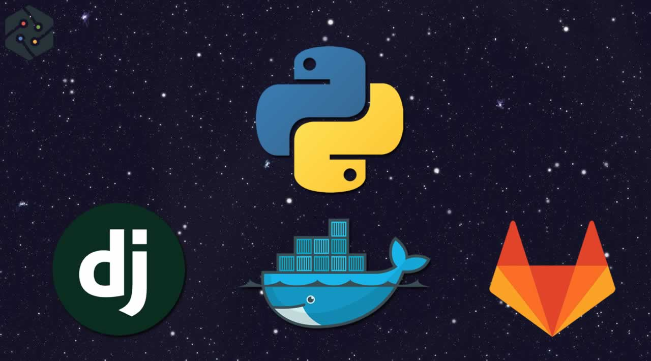 Python Django with Docker and Gitlab CI