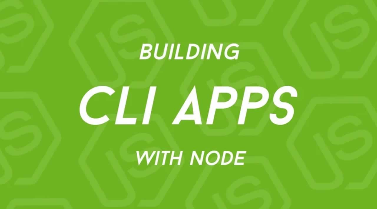 Building CLI Applications with NodeJS