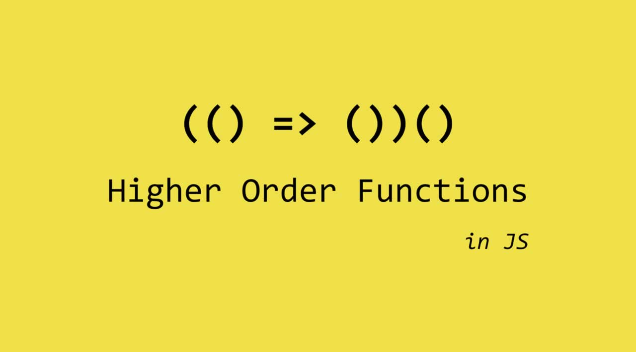 What are Higher-Order Functions in JavaScript?