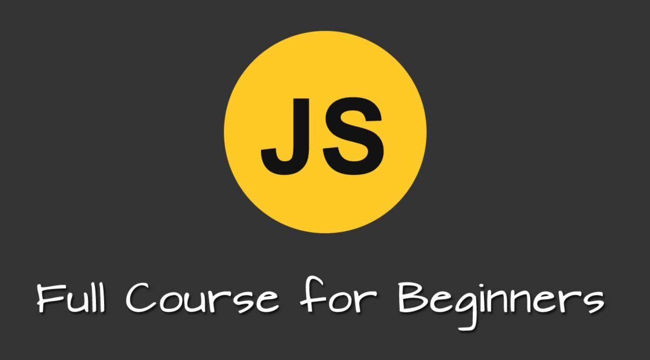 Learn JavaScript - JavaScript Course for Beginners