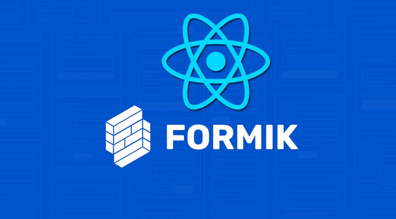 How to build Better React Forms with Formik