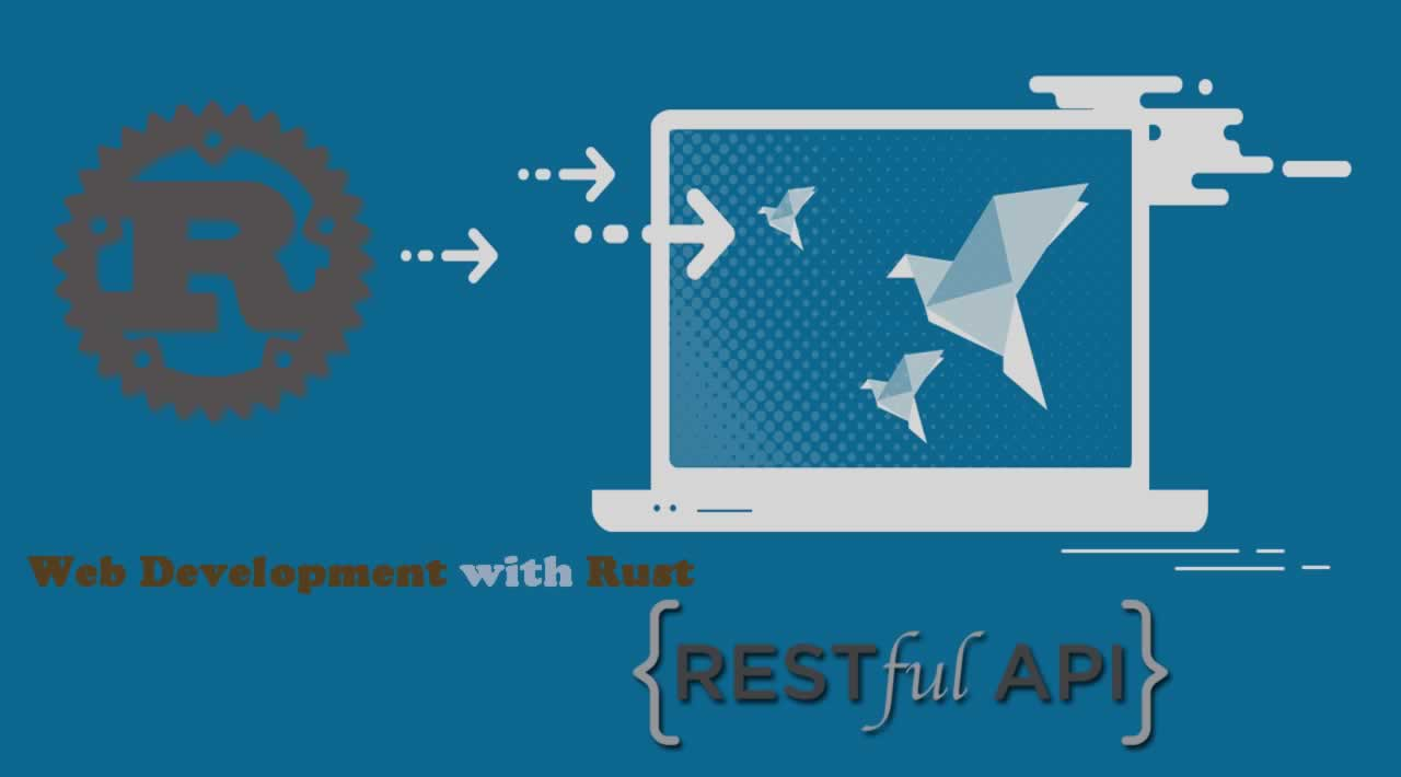 Web Development with Rust - 03/x: Create a REST API