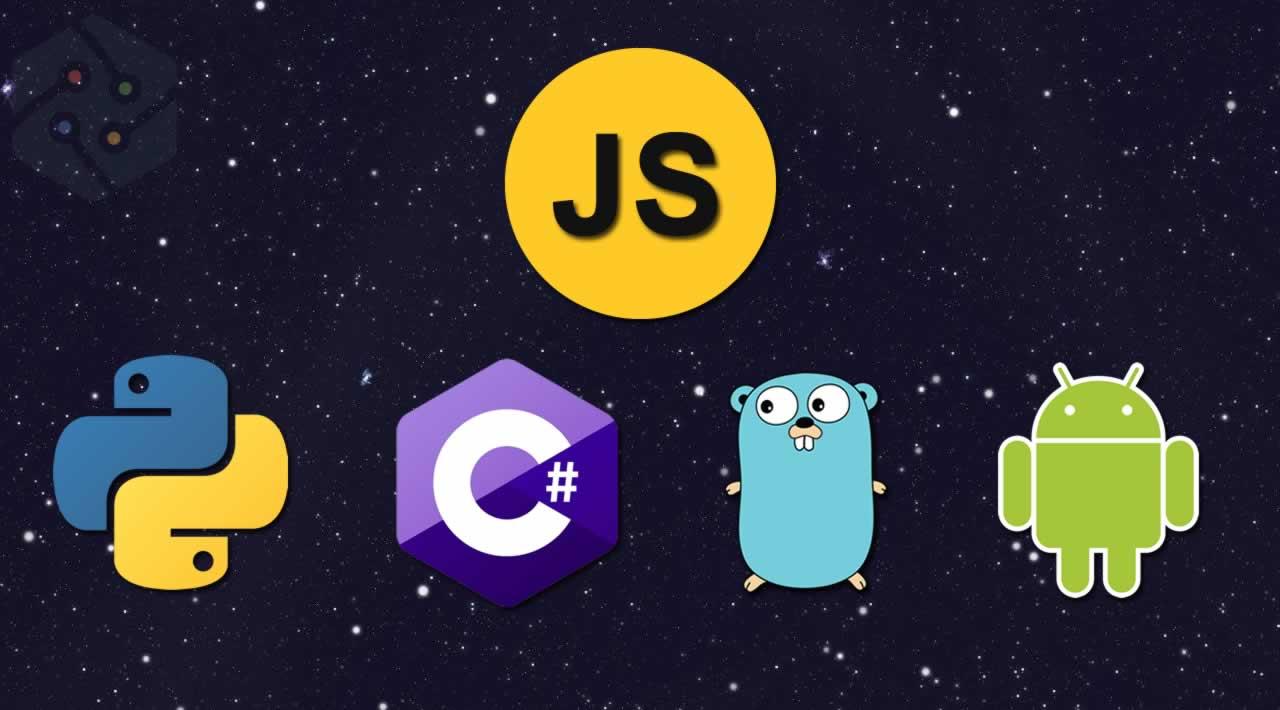 Top 5 favorite programming languages today