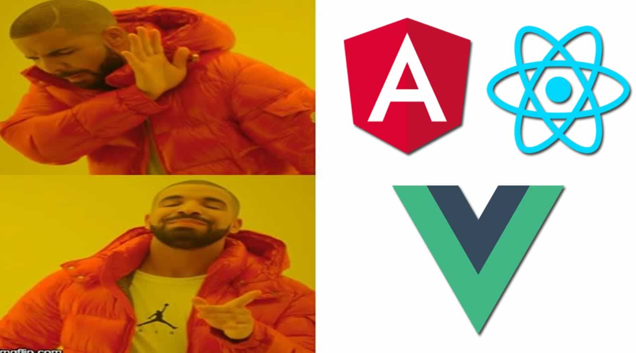 Vuejs is Good ! But Is It Better Than Angular or React?