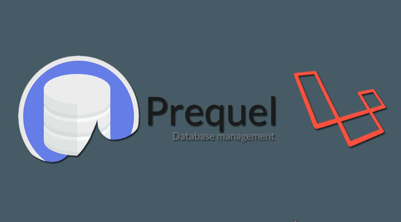 Manage databases easily with Laravel Prequel