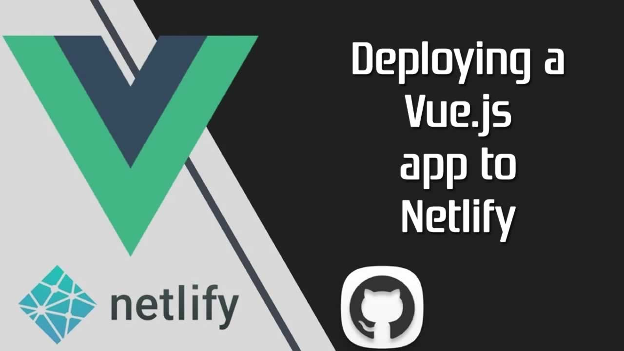 Deploying a Vue.js app to Netlify
