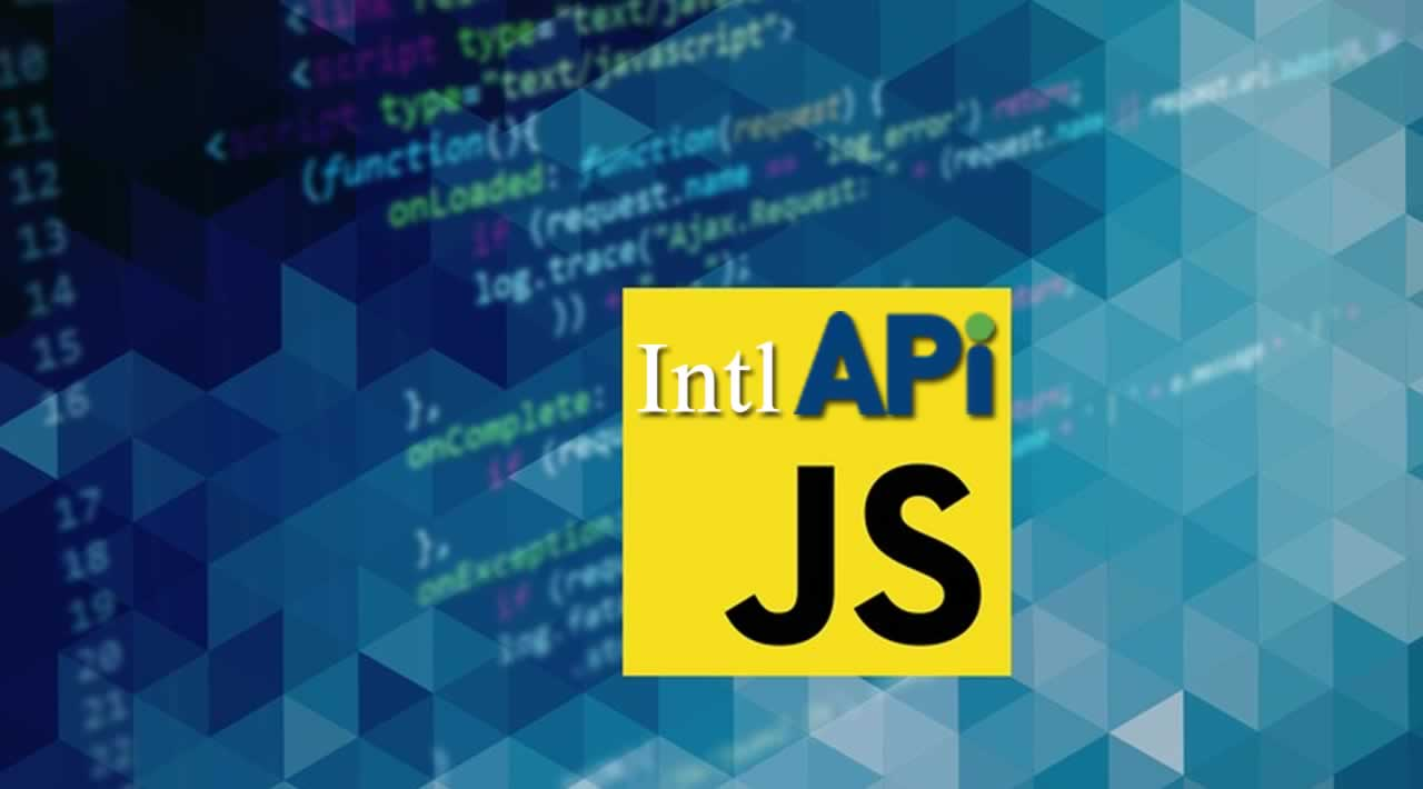 Using the Intl APIs in JavaScript