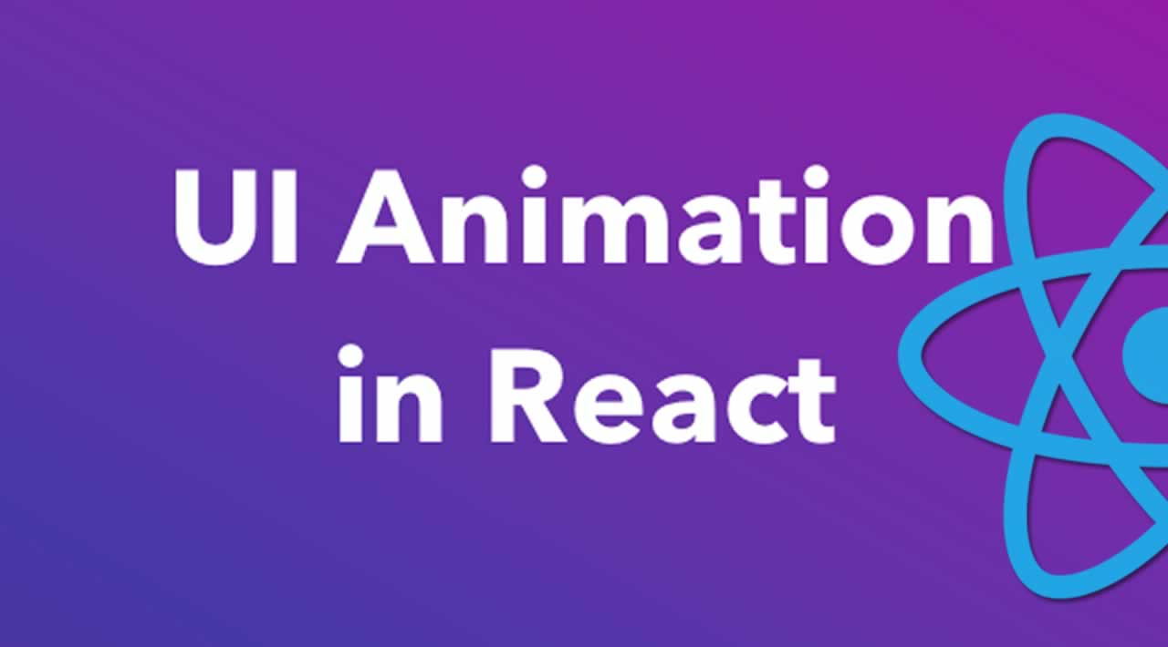 UI Animation in React