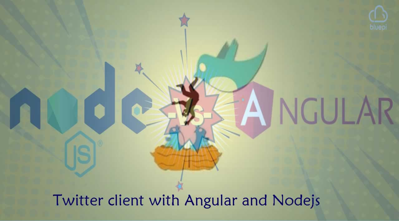 How to build a Twitter client with Angular and Nodejs