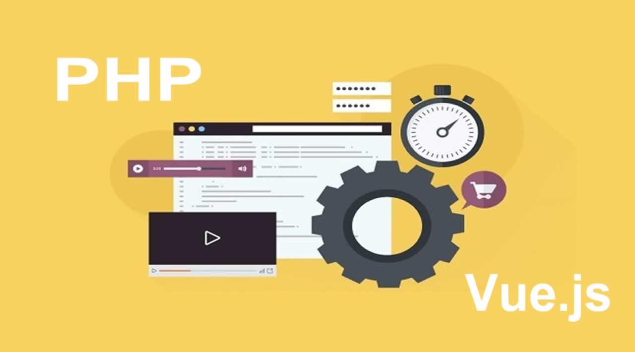 PHP with Vue.js & MySQL: REST API CRUD Tutorial