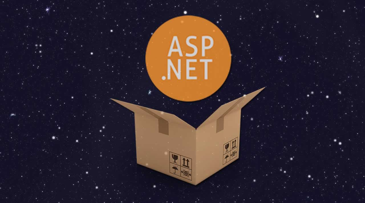 Using Parcel.js in an ASP.NET Core Application