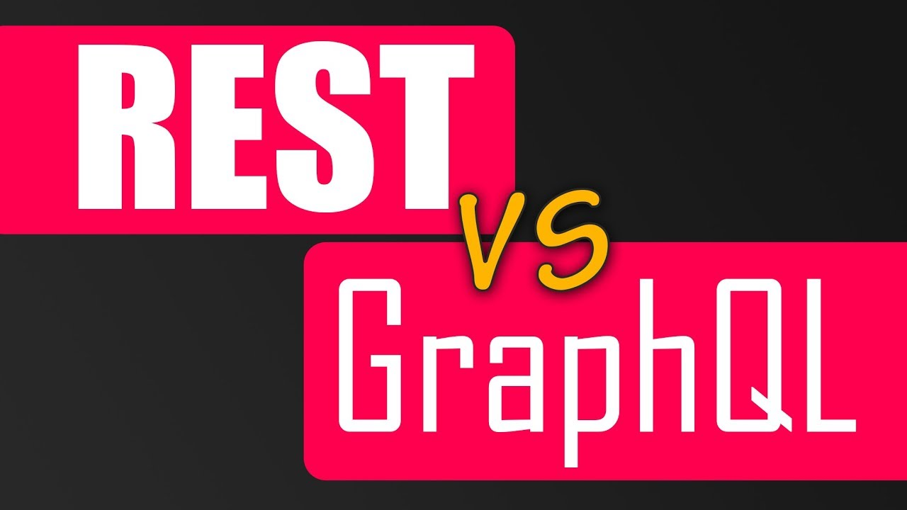 REST vs GraphQL - What's the best kind of API?