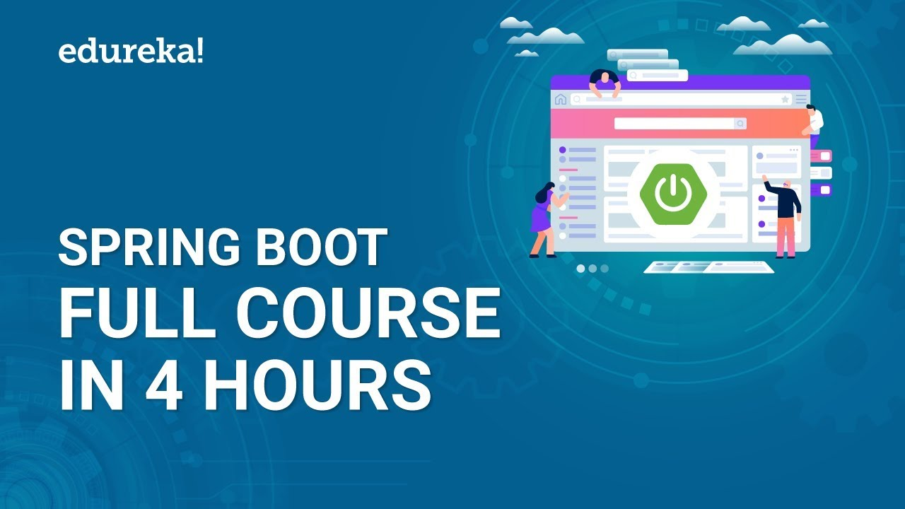 Spring Boot Tutorial For Beginner- Spring Boot Full Course