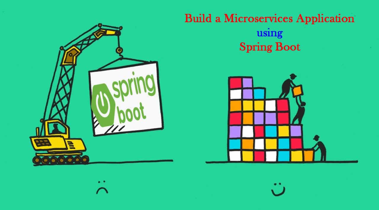 How to Build a Microservices Application Using Spring Boot