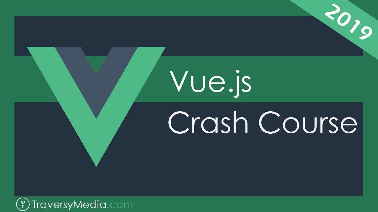 Vue.js Crash Course