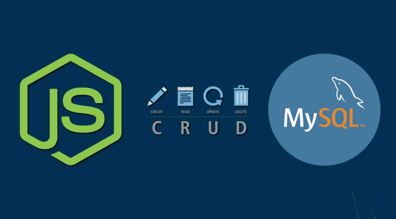 How to build a basic CRUD Application with Node and MySQL