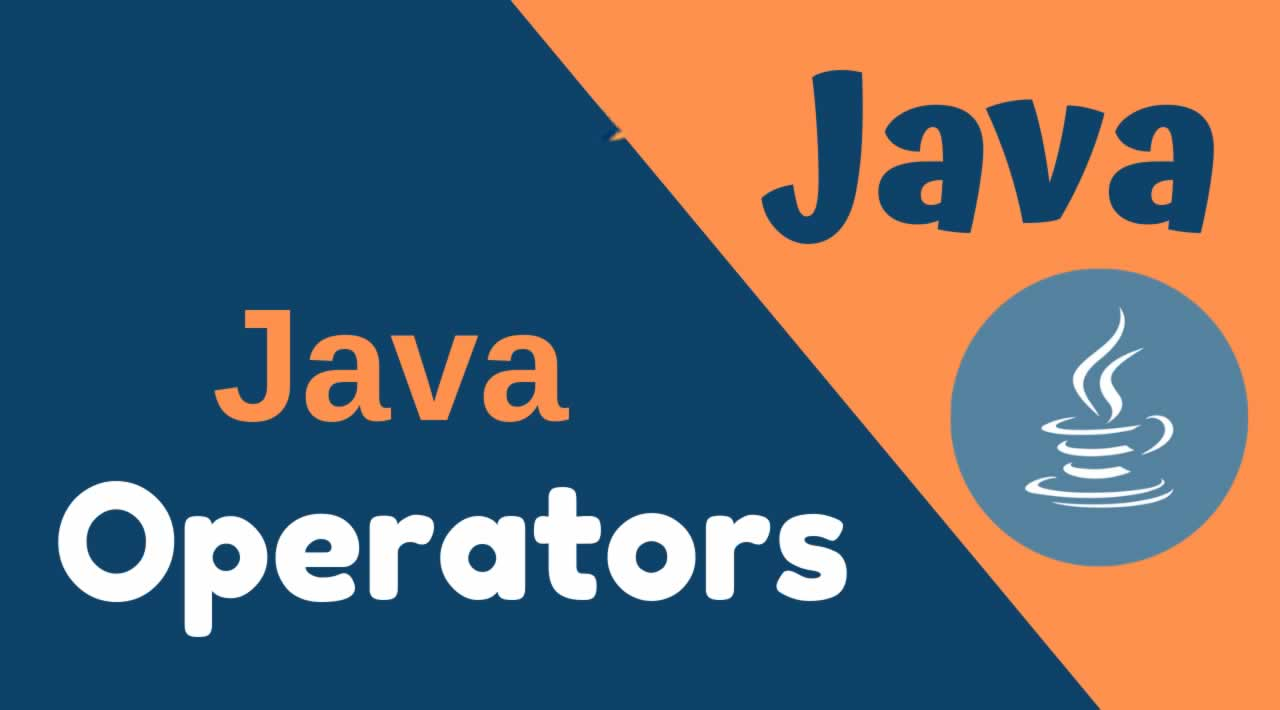 Basic Operators in Java with Example