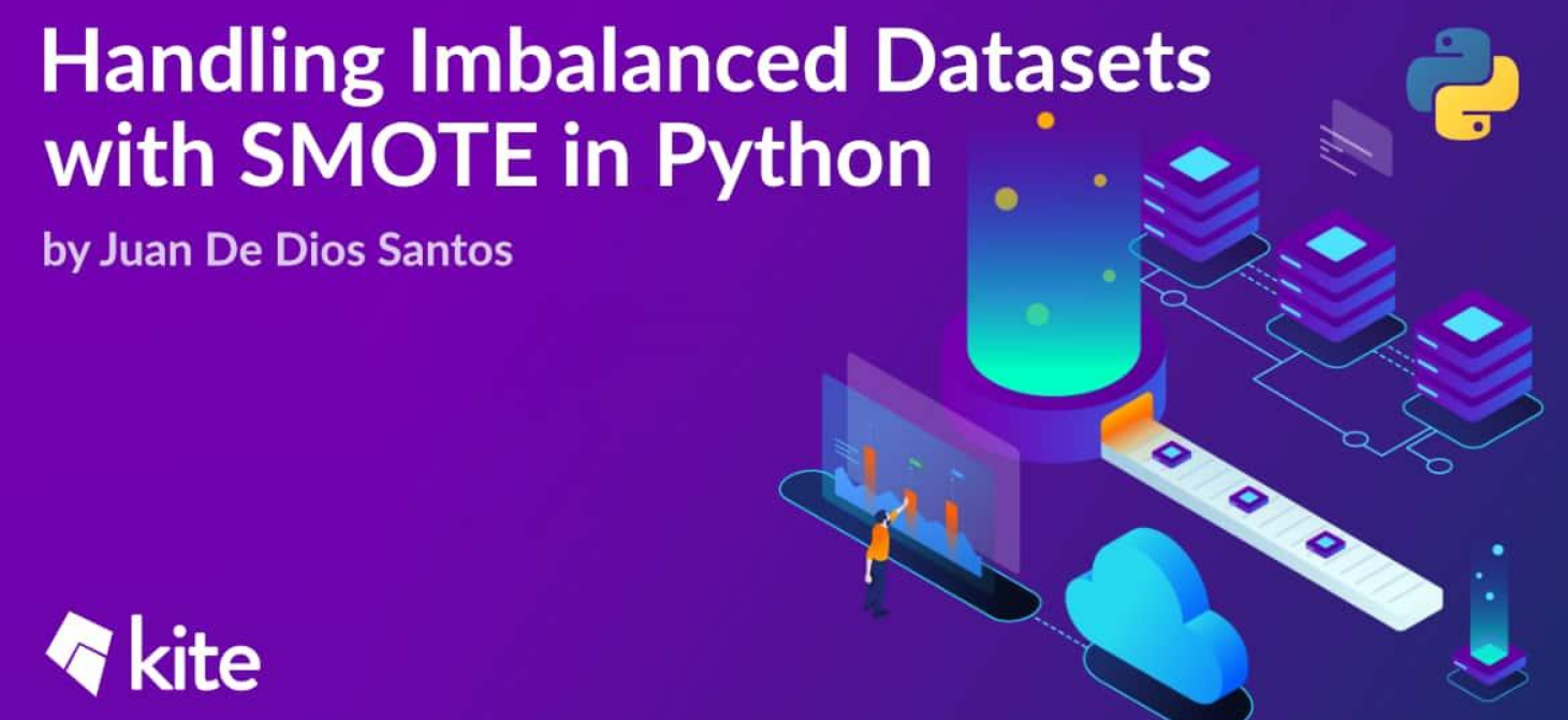 Handling Imbalanced Datasets with SMOTE in Python
