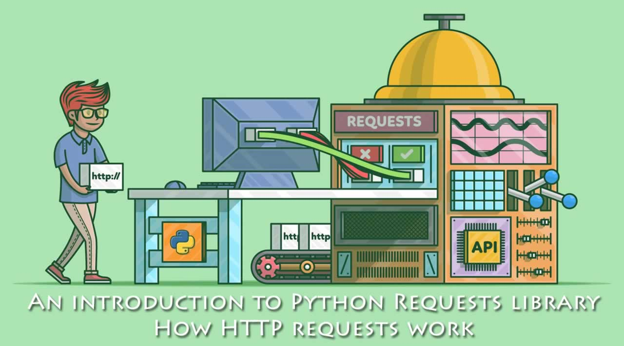 An introduction to Python Requests library - How HTTP requests work