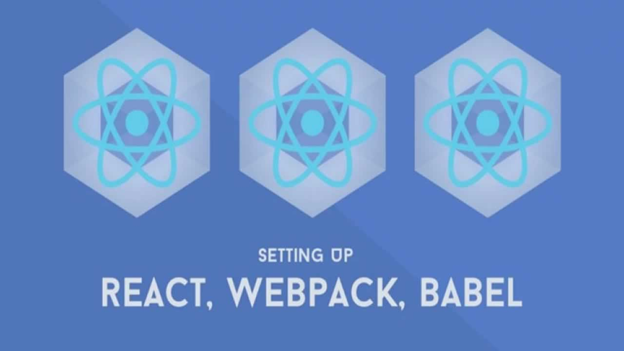 Setting A React Project From Scratch Using Babel And Webpack