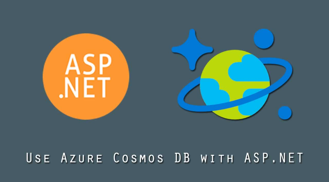 ASP.NET MVC tutorial for Azure Cosmos DB: How to use Azure Cosmos DB