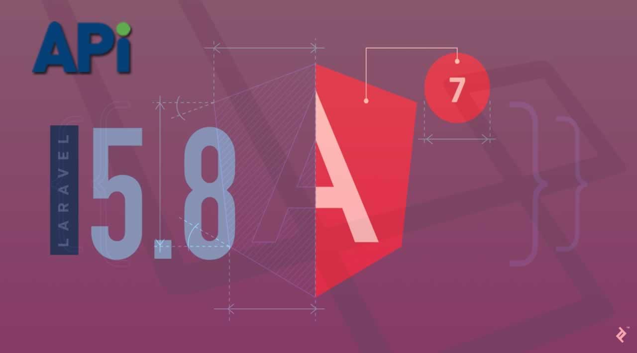 Integrate PHP Laravel 5.8 APIs in Angular 7