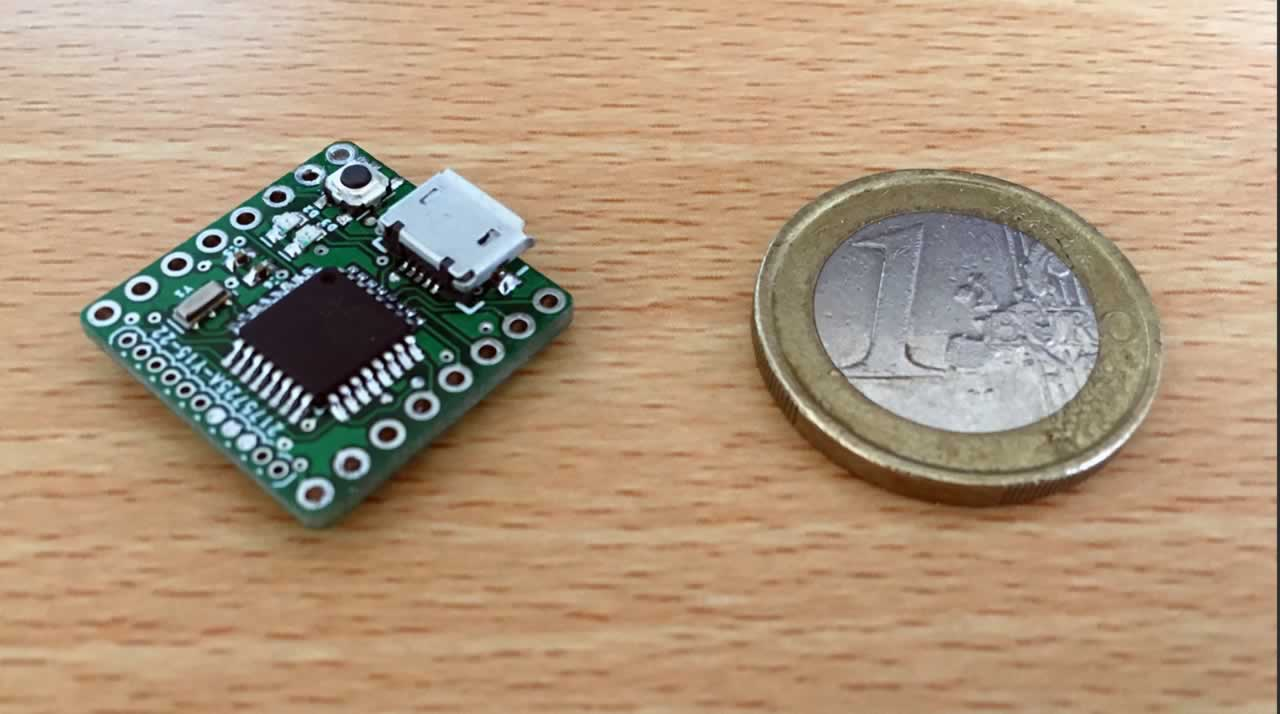 Designing the World's Smallest Arduino!