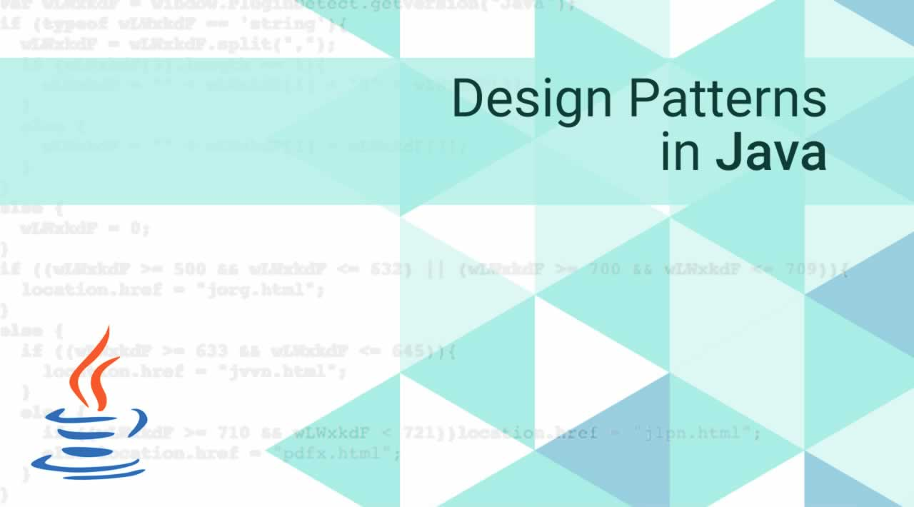 Design Patterns For Beginners — with Java Examples
