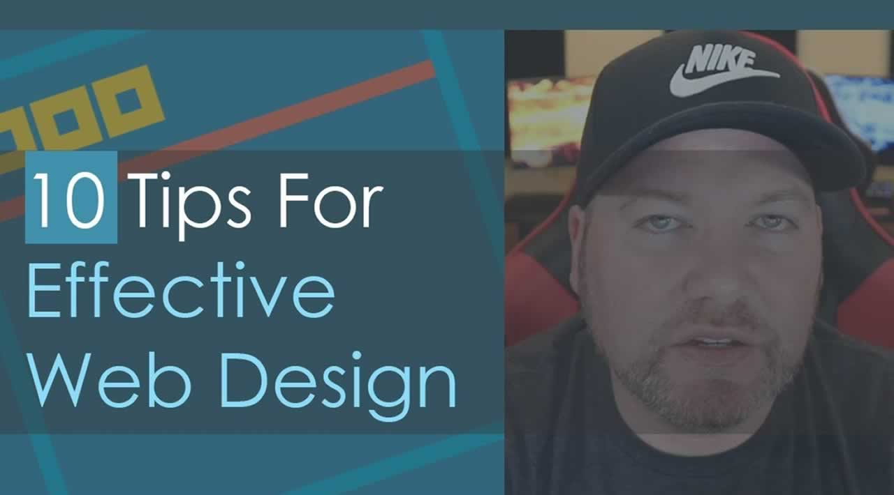 10 Tips For Effective Web Design
