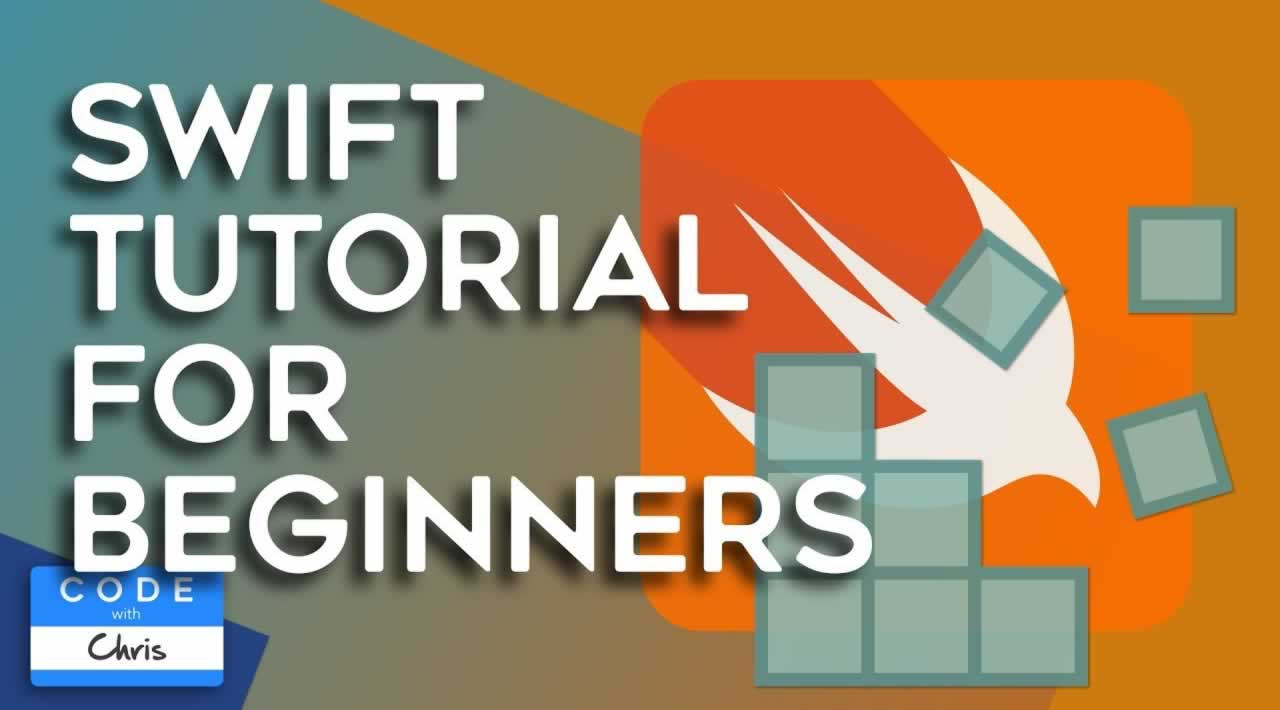 Swift Programming Tutorial for Beginners