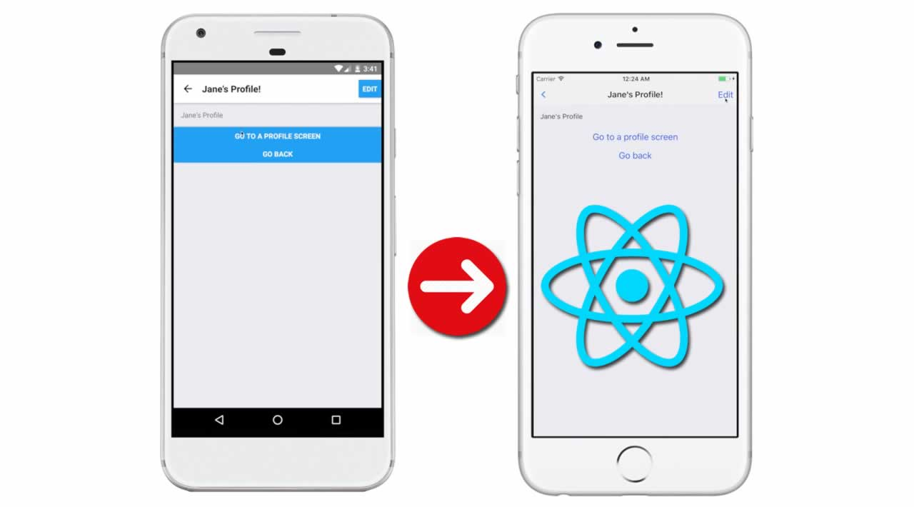 How do Navigation for your Mobile app using React Native