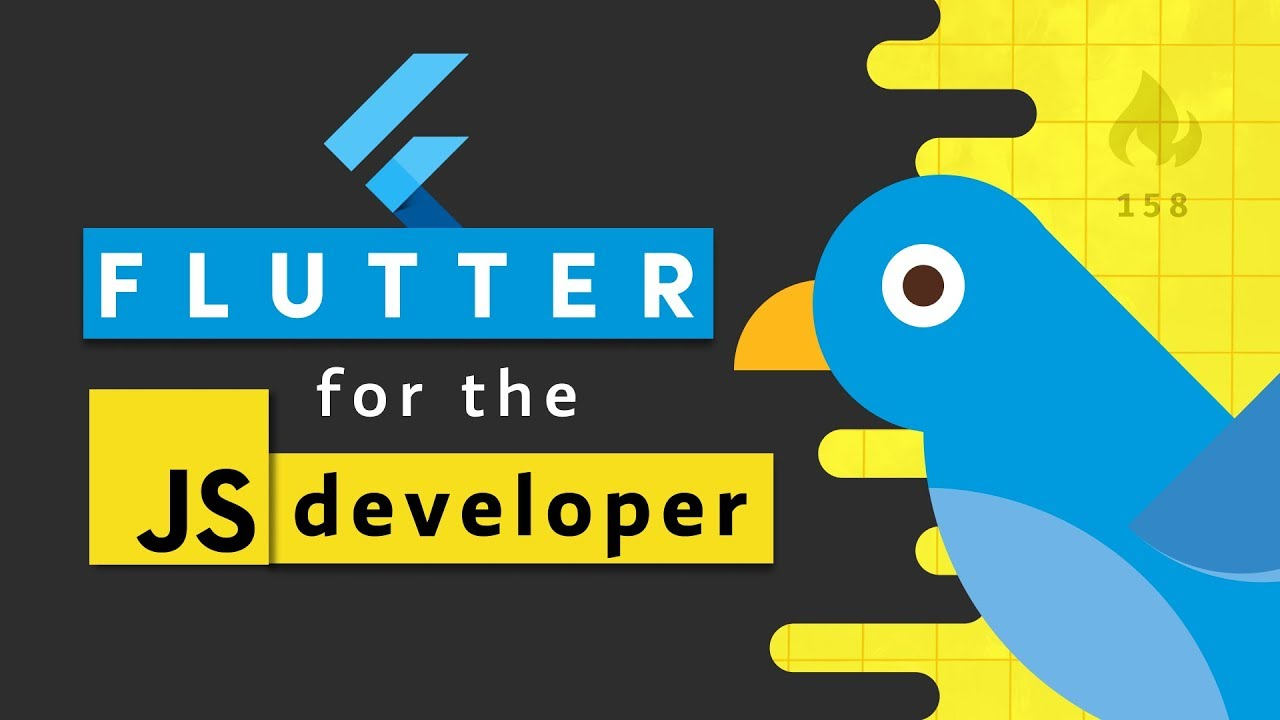 Flutter for the JavaScript web developer