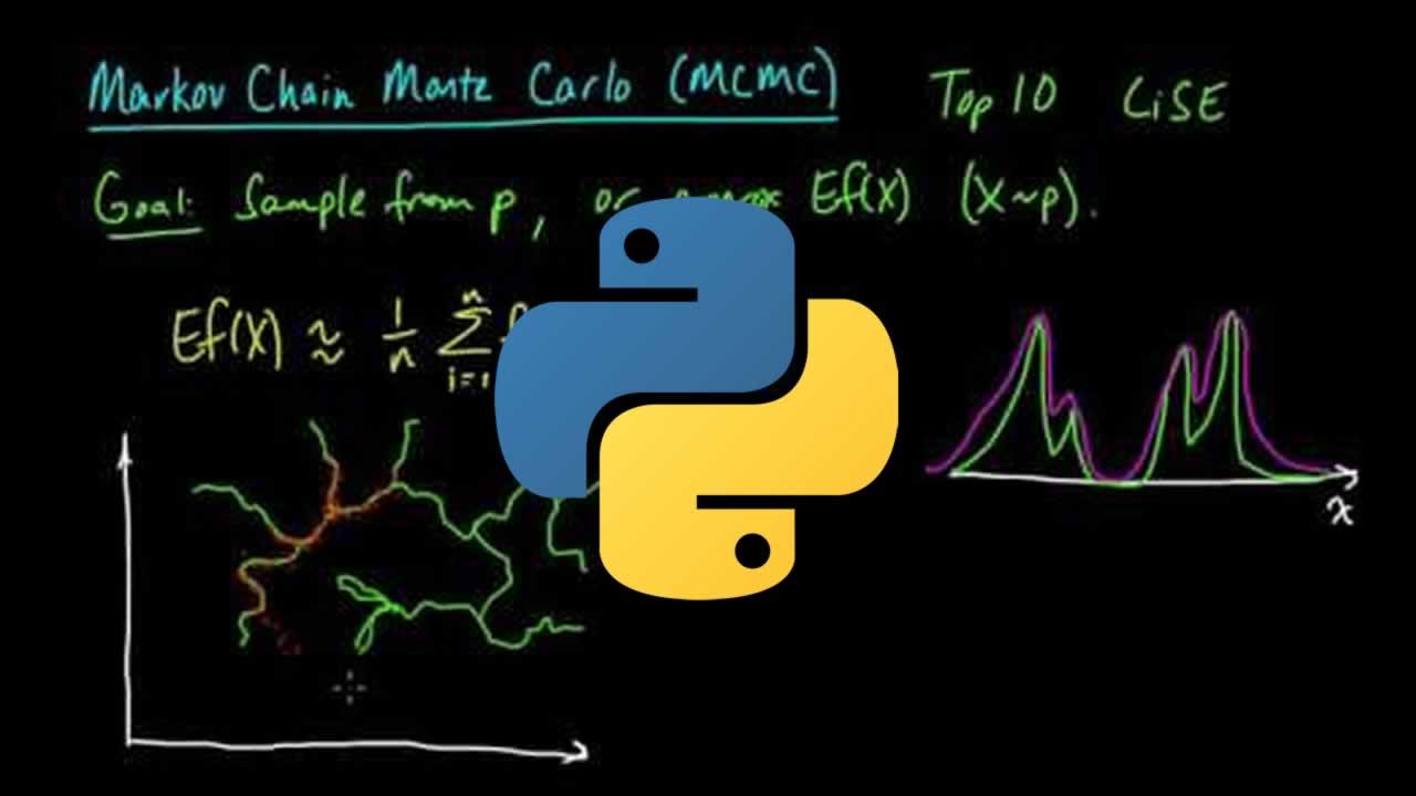 Markov Chain Monte Carlo in Python