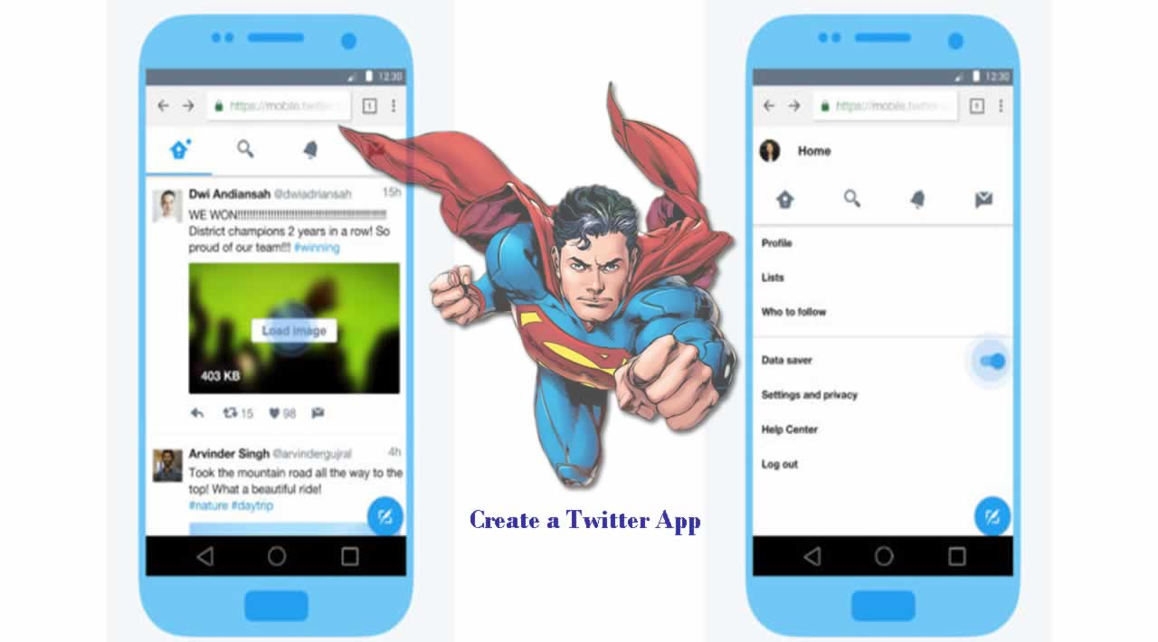 Do you want to create a Twitter App?