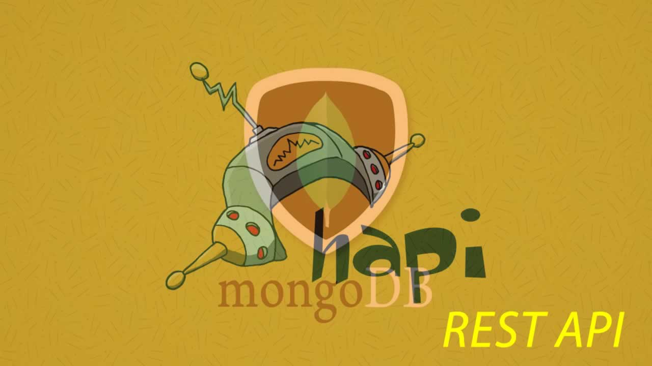 Using Hapi.js, Mongoose, And MongoDB To Build A REST API
