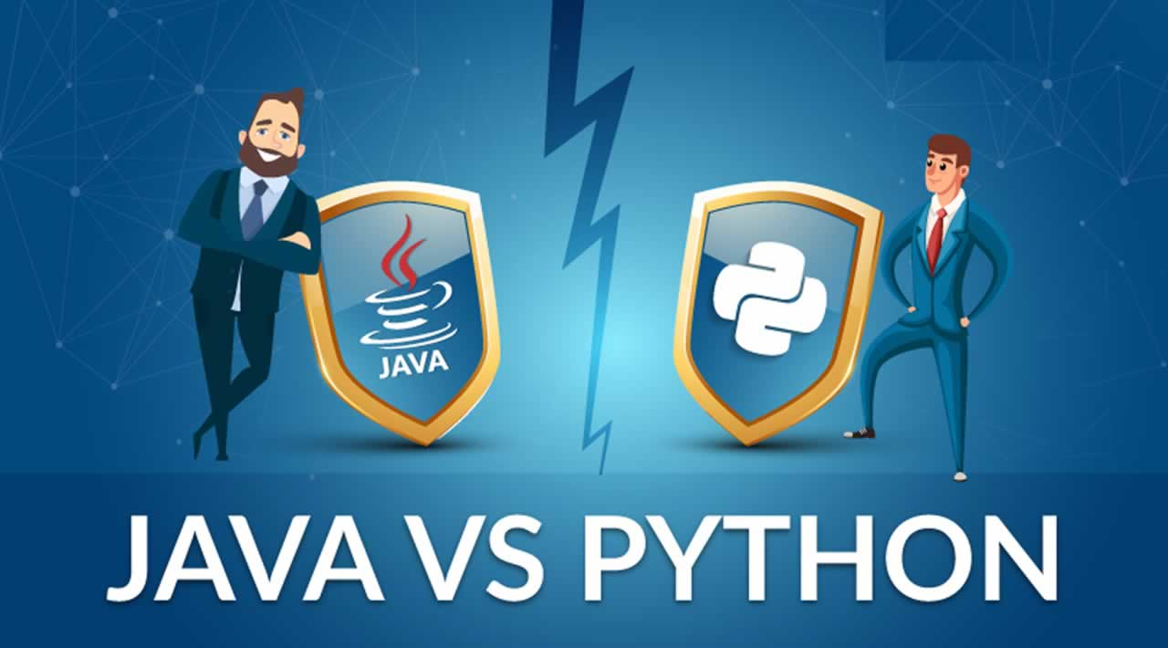 Java vs. Python: A Comparison of Features and Usage