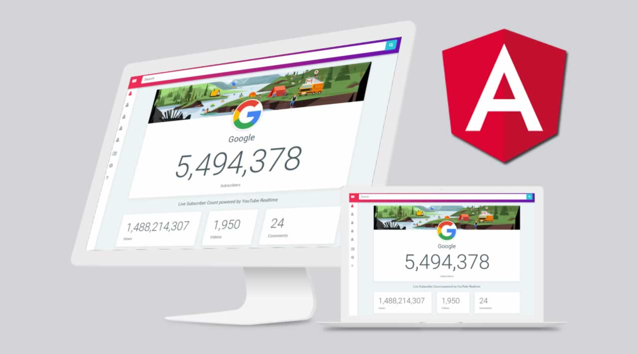 How to build a real-time subscription count down with Angular?