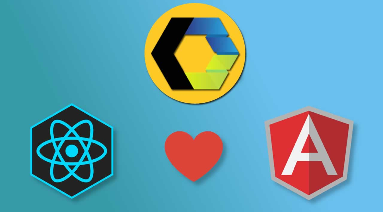 Creating Micro Frontends using Web Components (with Angular and React)