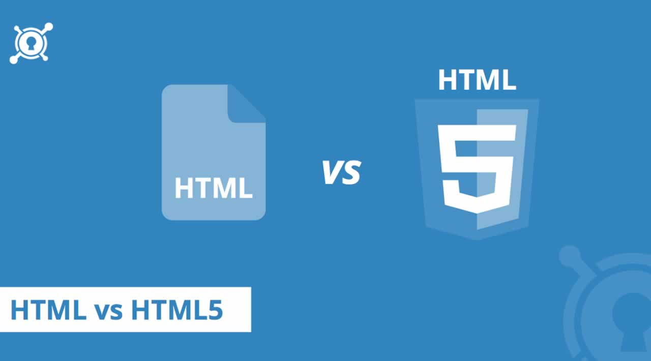 HTML vs HTML5 - What's the Difference?