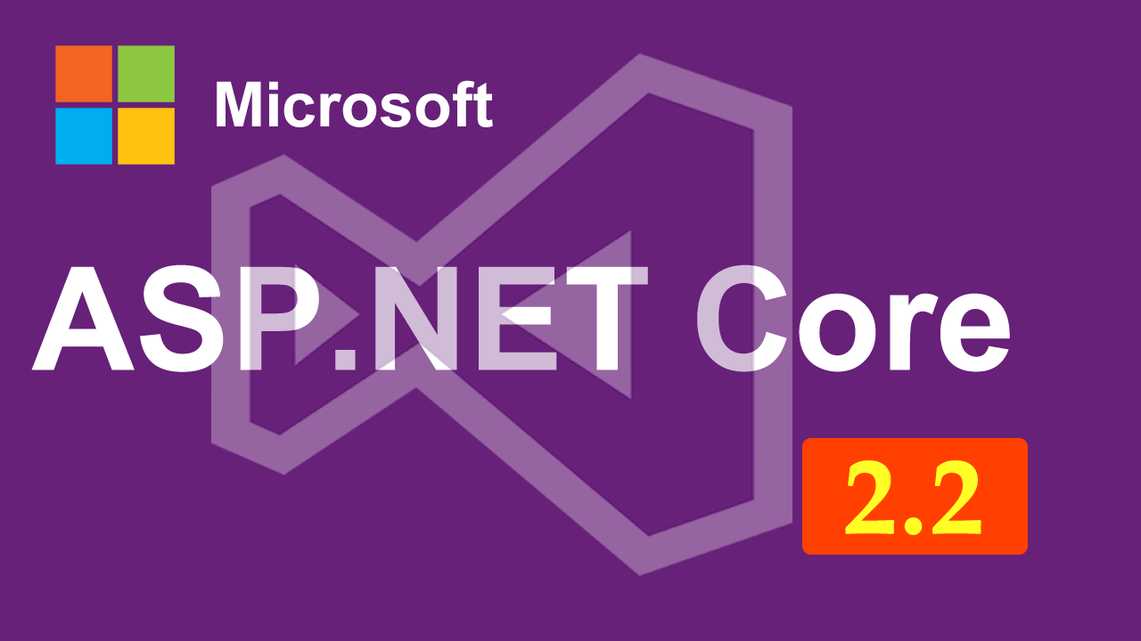 Introduction to ASP.NET Core 2.2