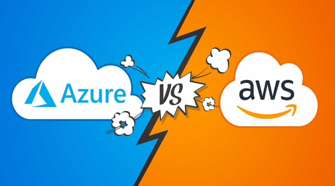 AWS vs. Azure — A Quick Comparison