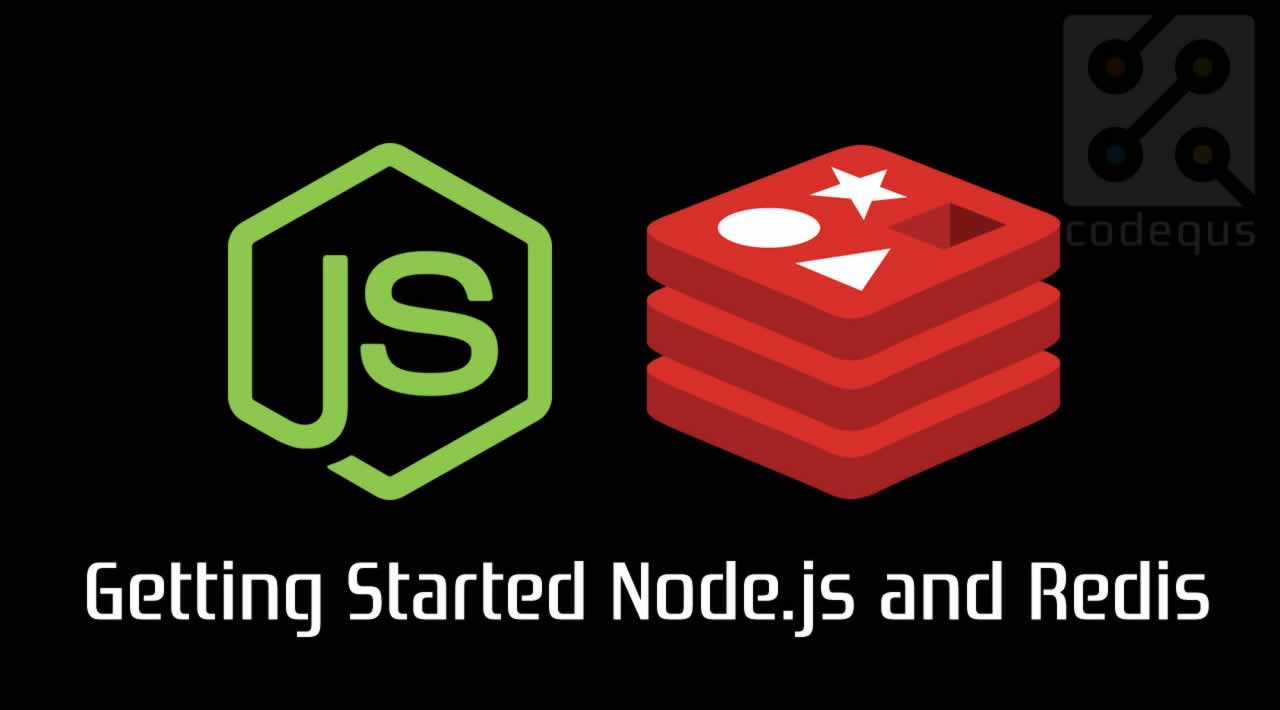 Getting Started Node.js and Redis
