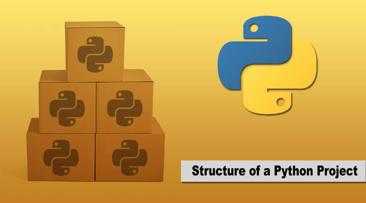 How to create the Structure of a Python Project