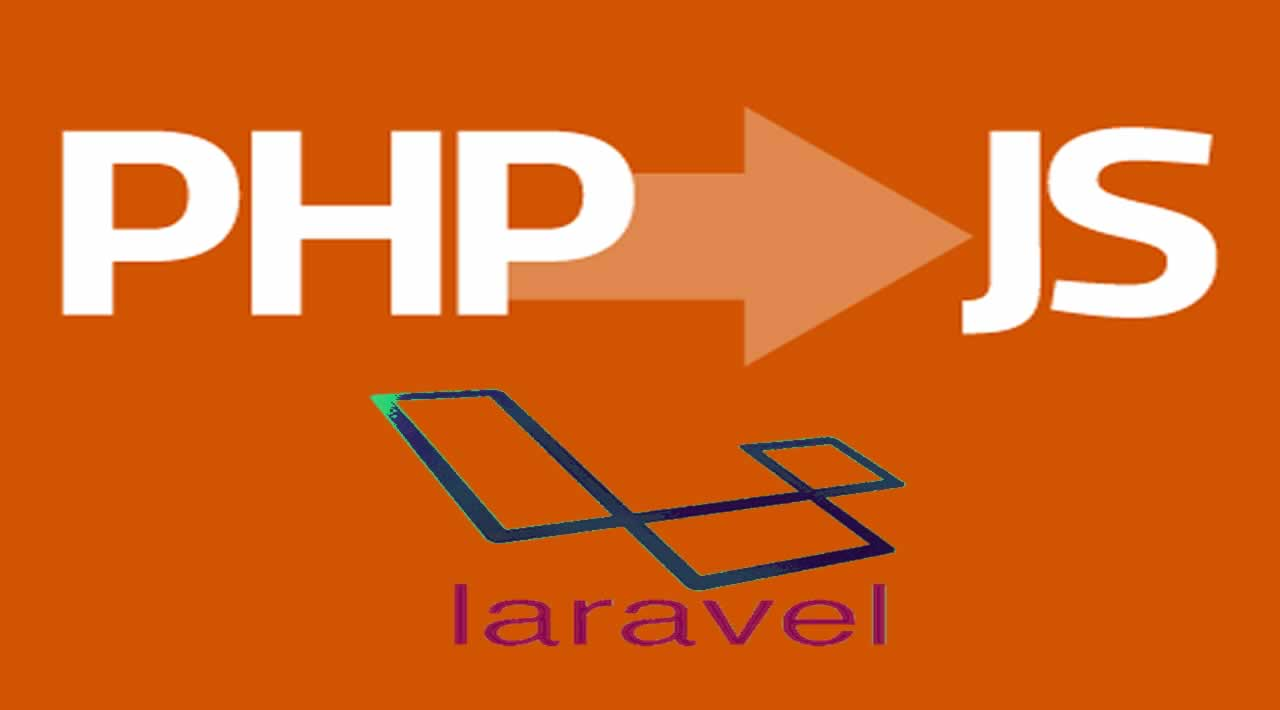 PHP variable to JavaScript In Laravel