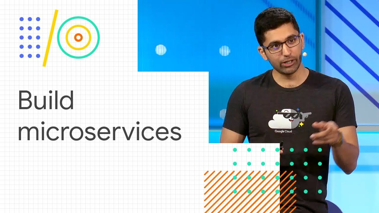 Microservices in the Cloud with Kubernetes and Istio